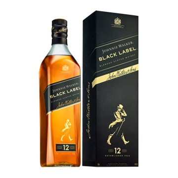 Whisky ''Johnnie Walker Black''