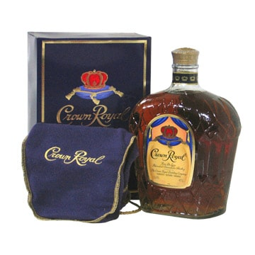 Kiew, Whisky ''Crown Royal''
