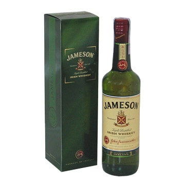 Kiew, Whisky ''Jameson''